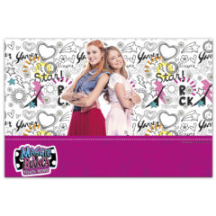 Maggie & Bianca - Plastic Tablecover 120 x 180 cm - 89961
