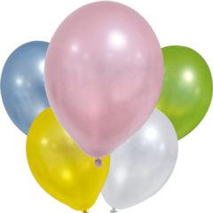 Latex Balloons - Metallic Balloons - 88884
