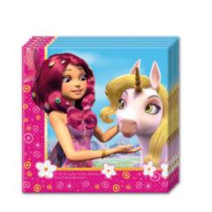 Mia & Me - Two-ply Paper Napkins 33x33cm - 82606
