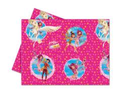 Mia & Me - Plastic Tablecover 120x180cm - 82488