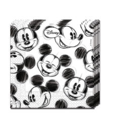 Mickey Faces - Two-ply Paper Napkins 33x33cm