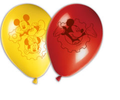 Playful Mickey - 11 Inches Printed Balloons - 81522