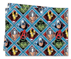 Mighty Avengers - Plastic Tablecover 120x180cm