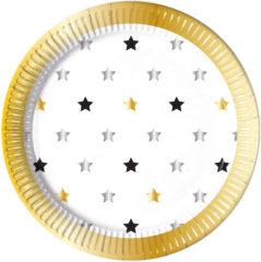 Milestone - Paper Plates Large 23cm Stars