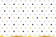 Milestone - Plastic Tablecover 120x180cm Stars