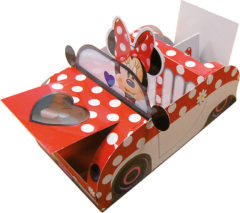 Minnie Happy Helpers - Food Tray - 81231