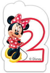 Minnie Happy Helpers - Candle No 2 - 82921