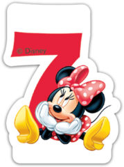 Minnie Happy Helpers - Candle No 7 - 82926