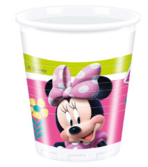 Minnie Happy Helpers - Plastic Cups 200ml