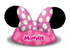 Minnie Happy Helpers - Die-cut Hats