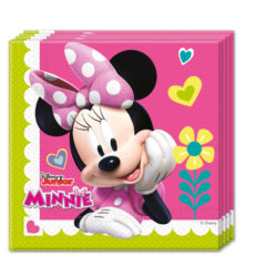 Minnie Happy Helpers - Two-ply Paper Napkins 33x33cm