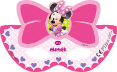Minnie Happy Helpers - Die-cut Masks