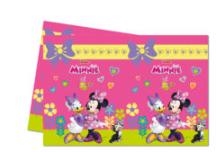 Minnie Happy Helpers - Plastic Tablecover 120x180cm