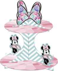 Minnie Party Gem - Cupcake Stand
