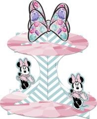 Minnie Party Gem - Cupcake Stand