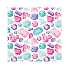 Minnie Party Gem - Three-ply Paper Napkins 33x33cm - 89903