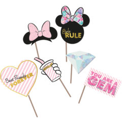 Minnie Party Gem - Photo Props - 88986