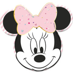 Minnie Party Gem - Shaped Plates - 88974