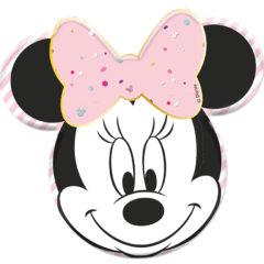 Minnie Party Gem - Shaped Plates - 88974