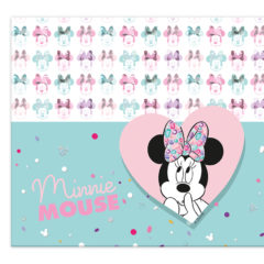 Minnie Party Gem - Plastic Tablecover 120x180cm - 88977