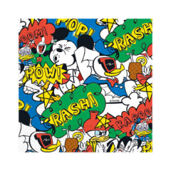 Mickey Super Cool - Two-ply Paper Napkins 33x33cm - 89208