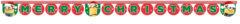 "Minions Christmas - ""merry Christmas"" Die-cut Banner - 87208"