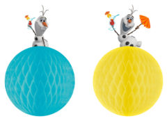 Olaf Summer - Honeycomb Decorations - 85977