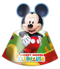 Playful Mickey - Die-Cut Hats - 81516