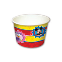 Playful Mickey - Treat Tubs
