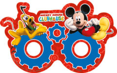 Playful Mickey - Die-cut Masks