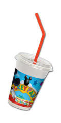 Playful Mickey - Milkshake Cups