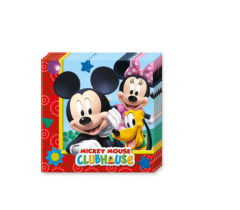 Playful Mickey - Two-ply Paper Napkins 33x33cm - 81510