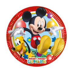 Playful Mickey - Paper Plate Medium 20cm - 81840