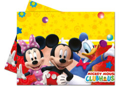 Playful Mickey - Plastic Tablecover 120x180cm