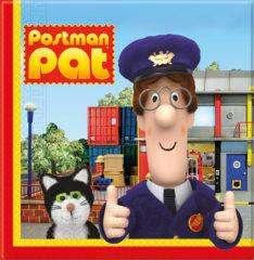 Postman Pat - Two-ply Paper Napkins 33x33cm