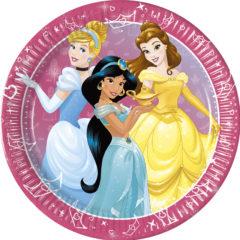 Decorata Party - Disney - Princess Day Dream - Paper Plate Large 23cm - 90866