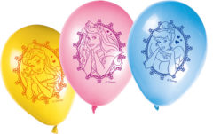 Princess Dreaming - 11 Inches Printed Balloons - 81587