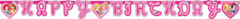 "Princess Dreaming - ""happy Birthday"" Die-cut Banner - 85014"