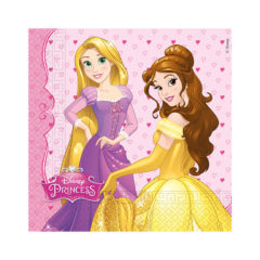 Princess Dreaming - Two-ply Paper Napkins 33x33cm - 86679
