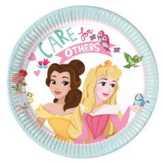 Princess Dare To Dream - Paper Plate Medium 20cm - 89218