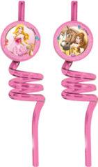 Princess Heart Strong - Crazy Straws