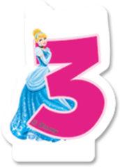Princess Heart Strong - Candle No 3