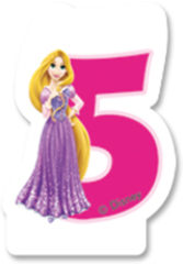 Princess Heart Strong - Candle No 5