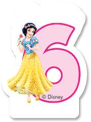 Princess Heart Strong - Candle No 6