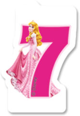 Princess Heart Strong - Candle No 7