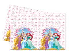 Princess Heart Strong - Plastic Tablecover 120x180cm