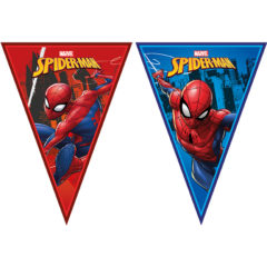 Spiderman Team  Up - Triangle Flag Banner (9 Flags) - 89450