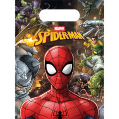 Spiderman Team  Up - Party Bags - 89451