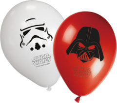 Star Wars Final Battle - 11 Inches Printed Balloons - 84165