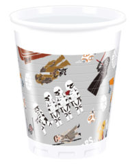Star Wars Forces - Plastic Cups 200ml